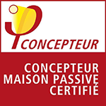 INSO est certifié Concepteur Maison Passive