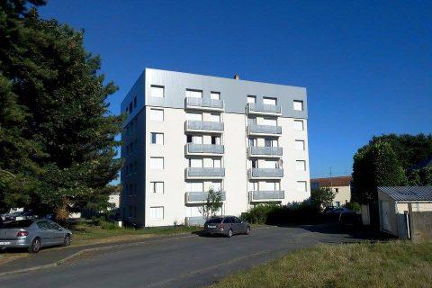 Rénovation de logements à Cholet