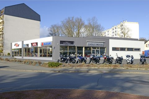 magasin motos passif