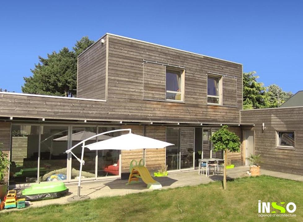 Architecte constructeur de maison sur cholet et la r gion for Architecte ou constructeur
