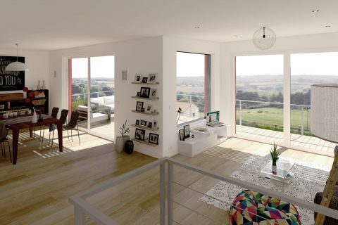 habitat passif maison passive bois vendée