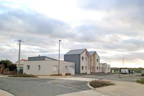 construction de 7 logements - ilôt A