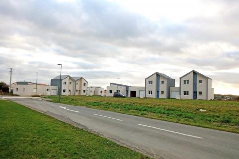 construction de 7 logements - ilôts A & C