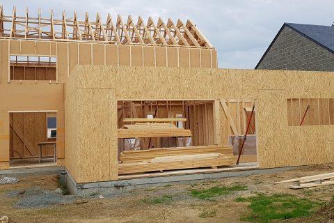 INSO maison passive ossature bois